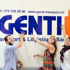 Genti Transports - On aime ça !
